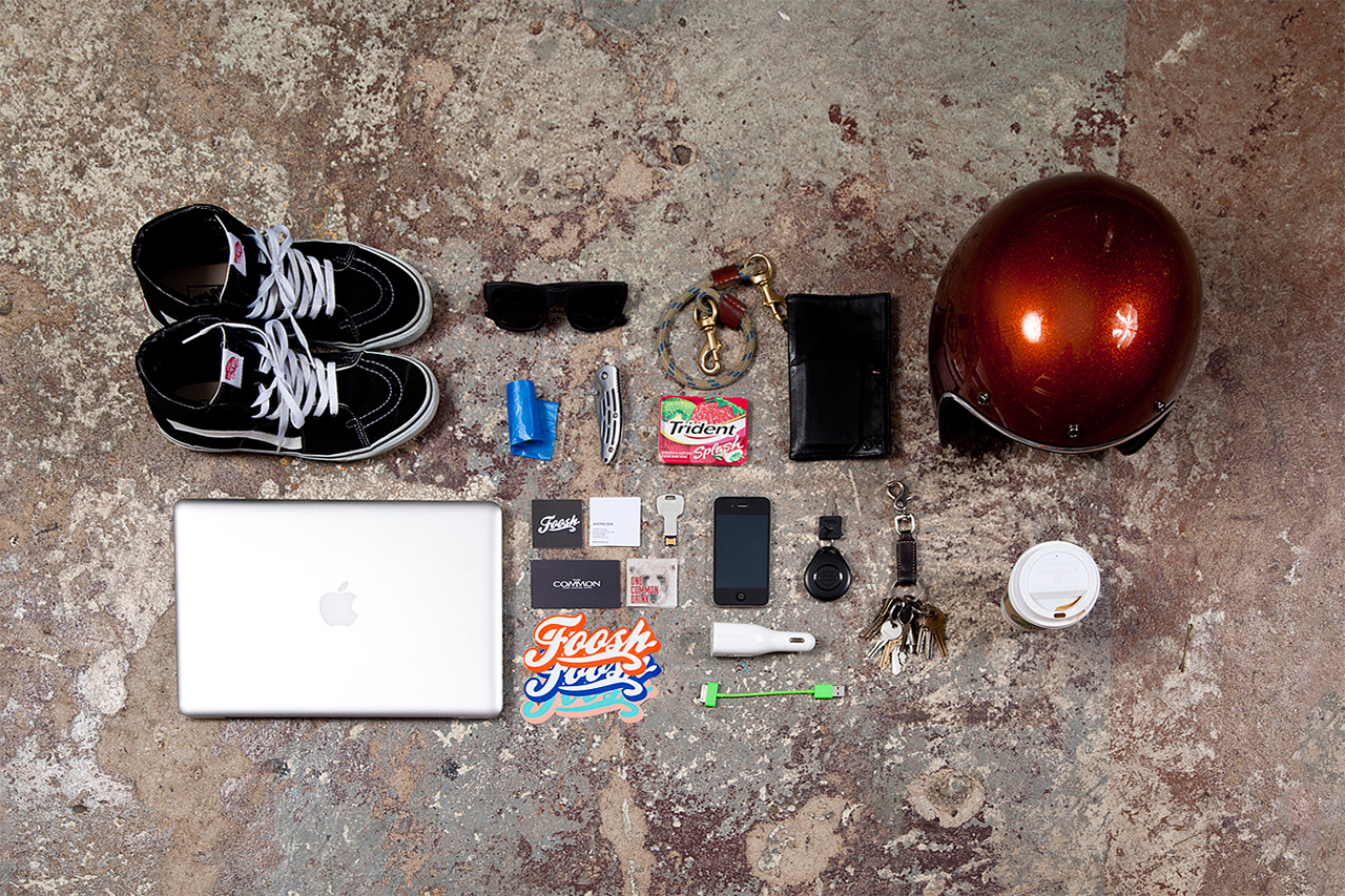 Image of Essentials: Justin Der of Foosh