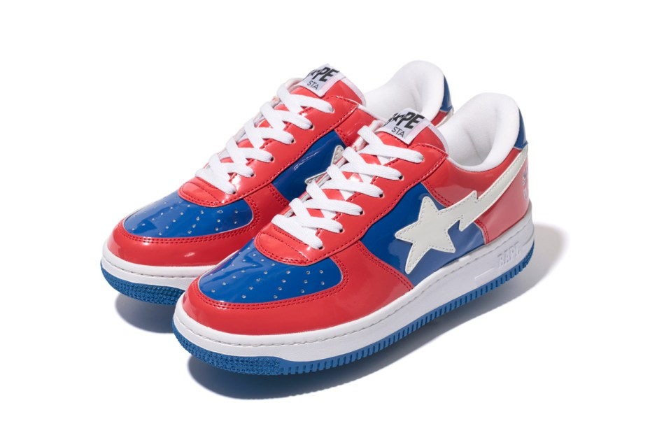 Image of A Bathing Ape London 10-Year Anniversary BAPE STA