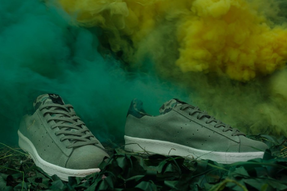 Image of A Bathing Ape x UNDFTD x adidas Originals 2012 Fall/Winter Consortium Collection