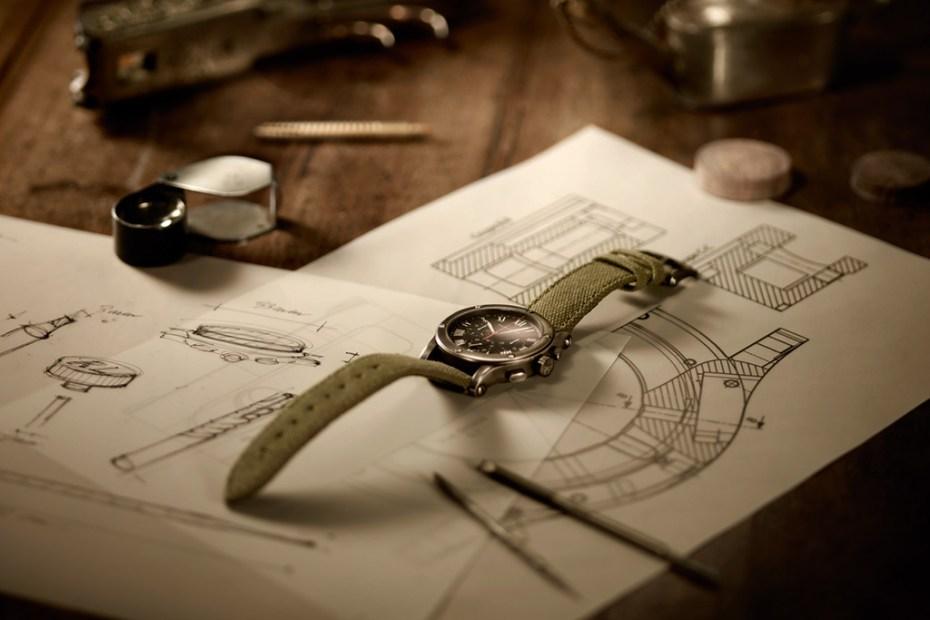 Image of A Closer Look at Crafting the Ralph Lauren RL67 Safari's Gunmetal Case