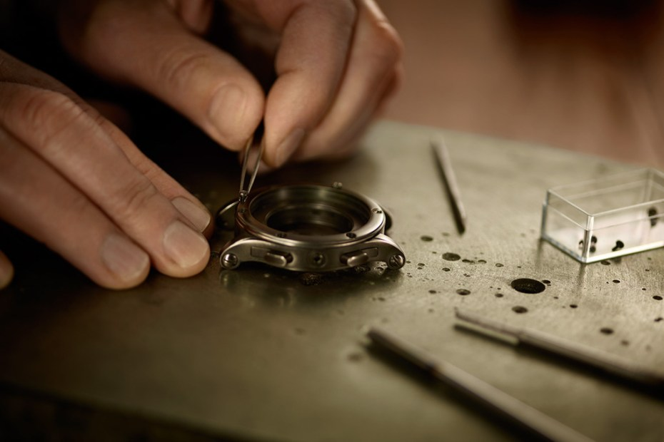 Image of A Closer Look at Crafting the Ralph Lauren RL67 Safari's Gunmetal Case