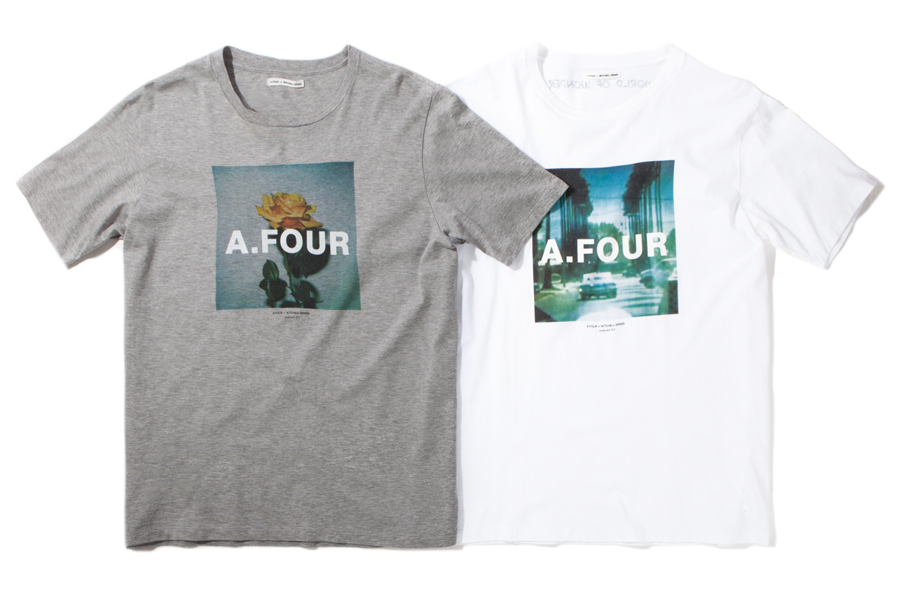 Image of A.FOUR 2012 Fall/Winter Collection