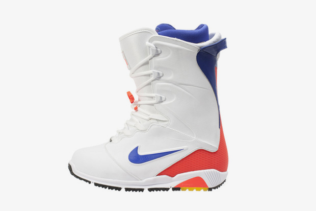Image of Nike Snowboarding's Air 180 Inspired Zoom Ites Boot Gets a Further Look