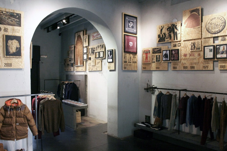 Image of A Look Inside Carhartt WIP Milan