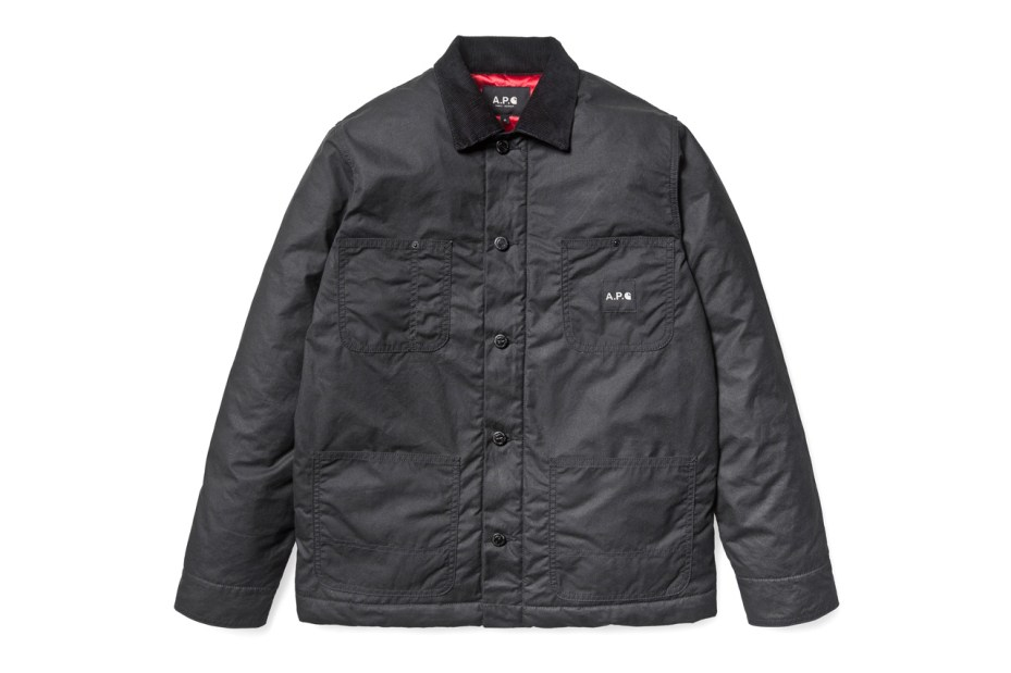 Image of A.P.C. x Carhartt 2012 Fall/Winter Collection