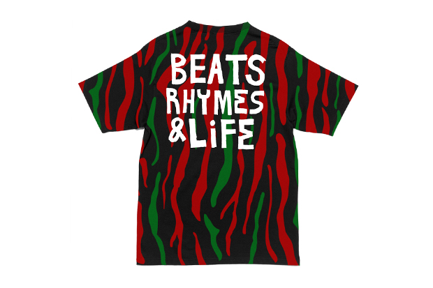 Image of A Tribe Called Quest x Applebum 'Beats, Rhymes & Life - The Travels of A Tribe Called Quest' T-Shirt