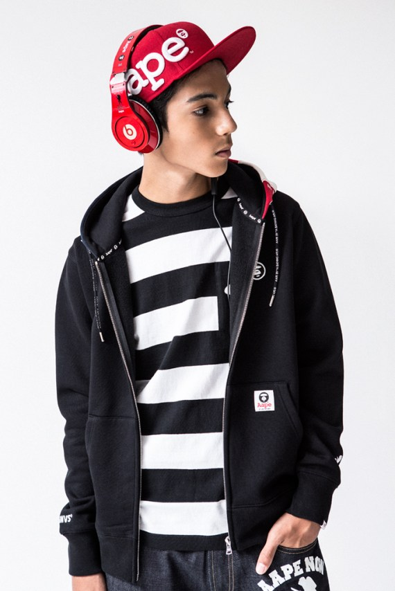 Image of AAPE by A Bathing Ape 2012 Fall Lookbook
