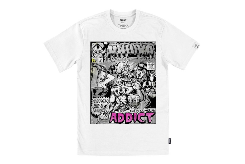Image of Addict x Mishka 2012 Fall Capsule Collection