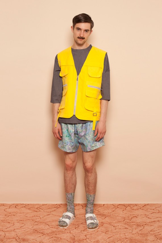 "Image of agi & sam 2013 Spring/Summer ""How to agi & sam"" Lookbook"