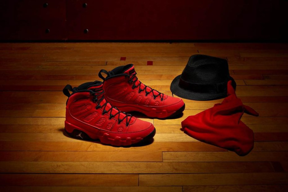 "Image of Air Jordan IX ""Motorboat Jones"""