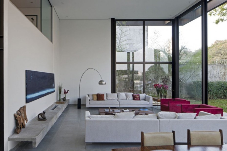 Image of AM House by Drucker Arquitetura
