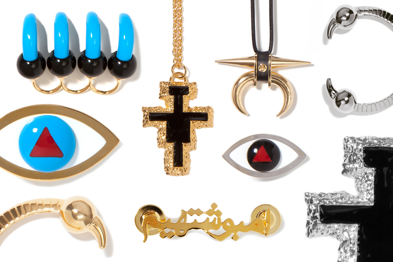"Image of AMBUSH 2012 ""HOLY MOUNTAIN"" Collection Releases"