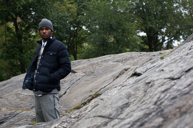 Image of Atrium x Penfield 2012 Winter Capsule Lookbook