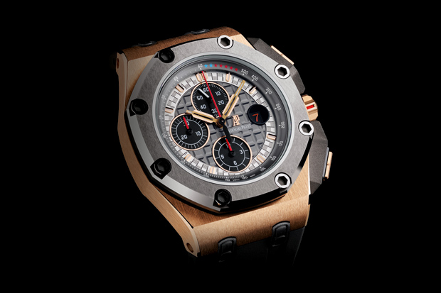 Image of Audemars Piguet Royal Oak Offshore Michael Schumacher Limited Edition