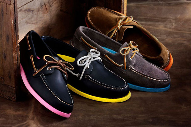 Image of Sperry Top-Sider 2012 Fall/Winter Barneys Exclusive Collection