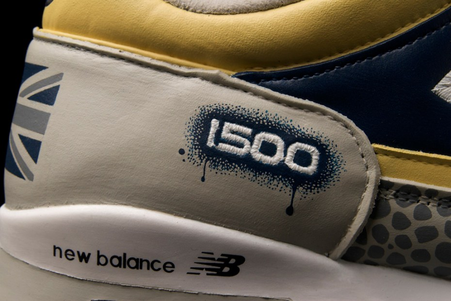 "Image of Benji Blunt x New Balance M1500 ""30 Years of Flimby"""