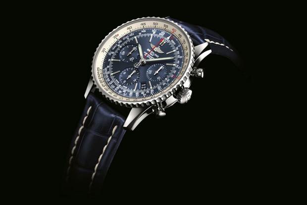 Image of Breitling Navitimer Blue Sky 60th Anniversary