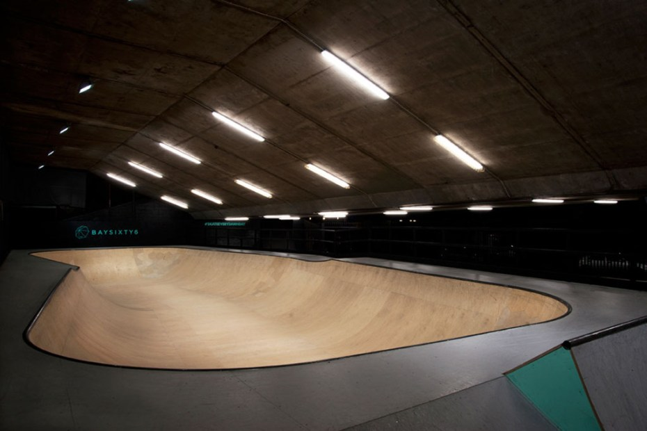 Image of Brinkworth Revamps BaySixty6 Skate Park