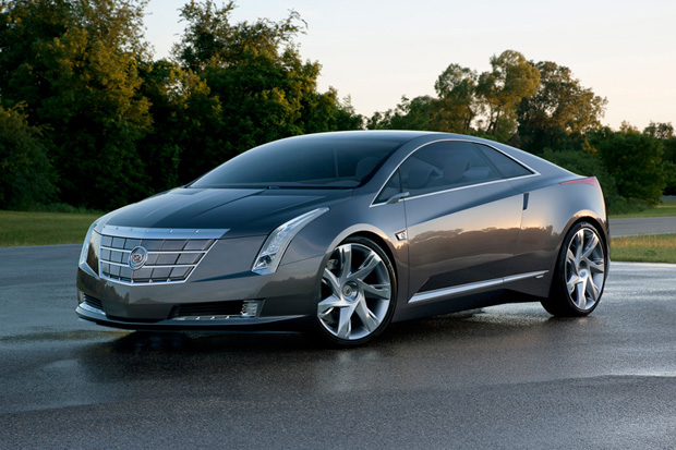 Image of Cadillac ELR Electric Car