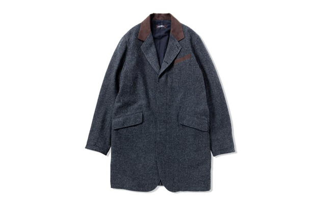 Image of CASH CA Chester Coat