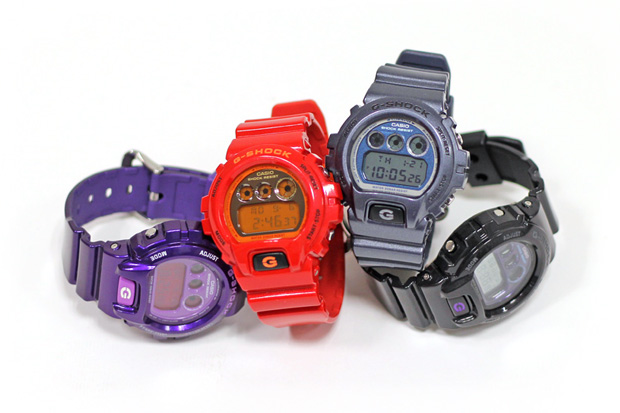 Image of Casio G-Shock DW6900 New Fall Colors