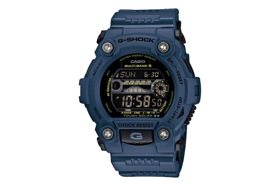 "Image of Casio G-Shock ""Navy Blue"" Pack"