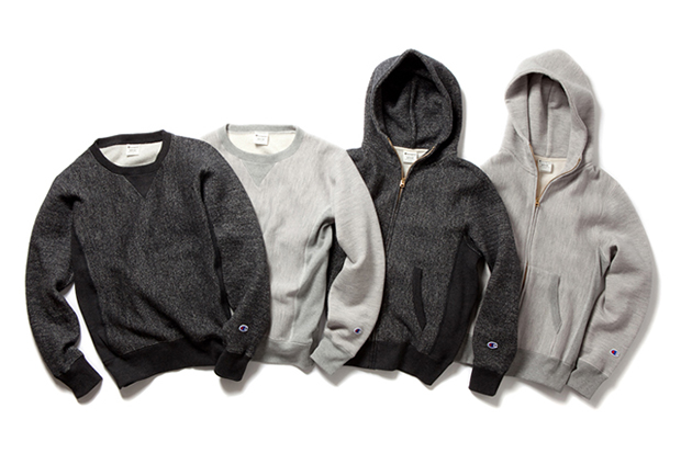 Image of Champion 2012 Fall/Winter Reverse Weave Sweatshirt Collection
