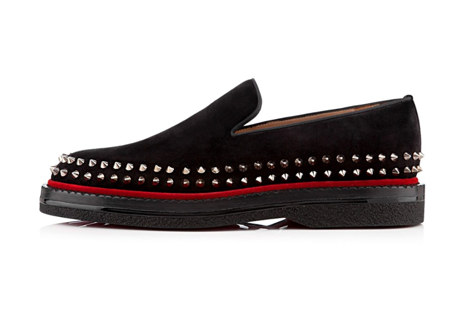 Image of Christian Louboutin Fredapoiters