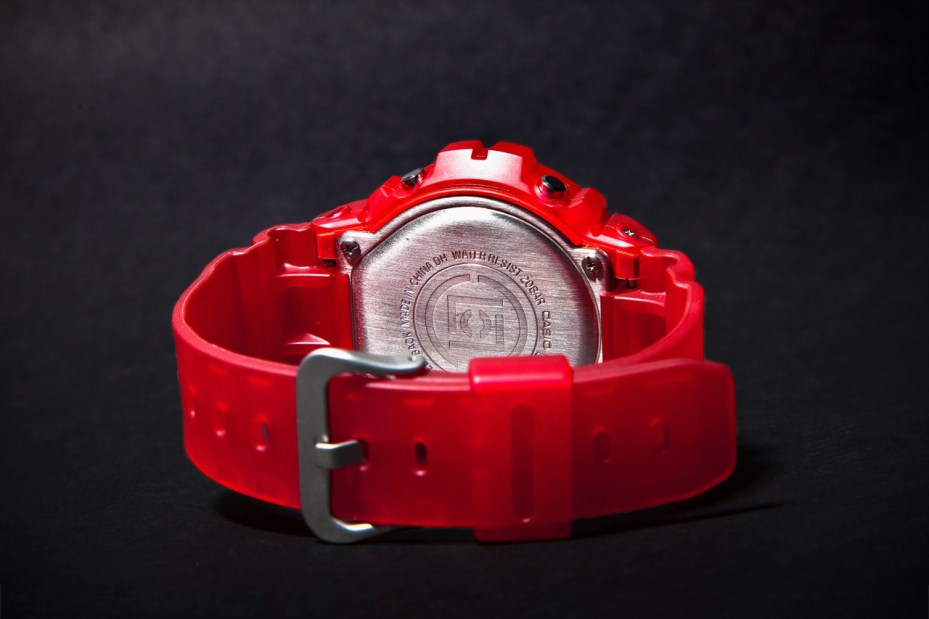 Image of CLOT x Casio G-Shock 2012 Fall/Winter DW-6900