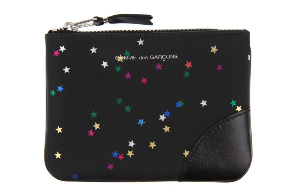 Image of COMME des GARCONS 2012 Fall/Winter Stars Wallet Collection