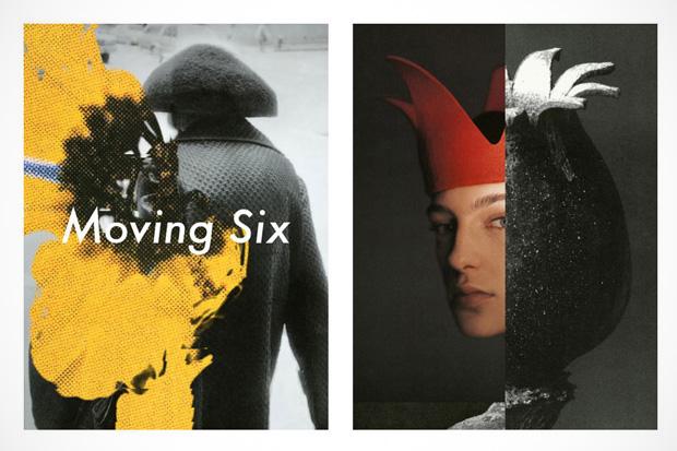 "Image of COMME des GARCONS Unveils ""Launching Six"" iPad App"