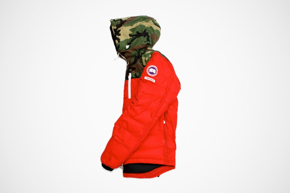 Image of Concepts for Canada Goose Lodge Hoody