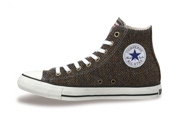 Image of Converse 2012 Fall Chuck Taylor All Star Harris Tweed Hi