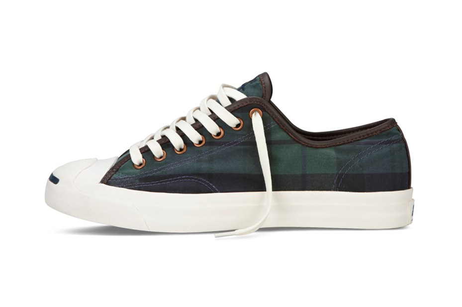 Image of Converse 2012 Holiday Jack Purcell British Millerain