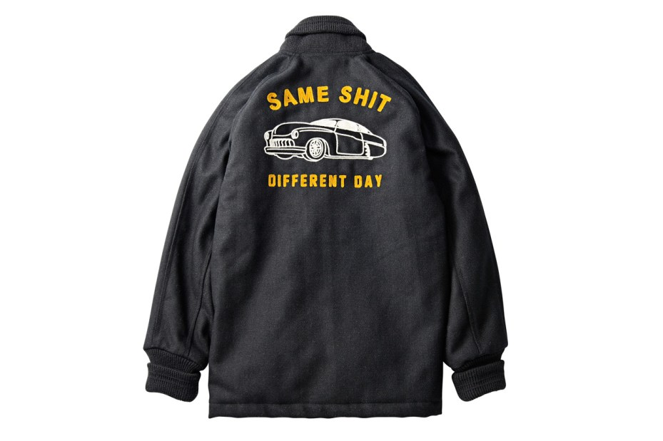 Image of COOP x FUCT SSDD 2012 Fall/Winter Capsule Collection