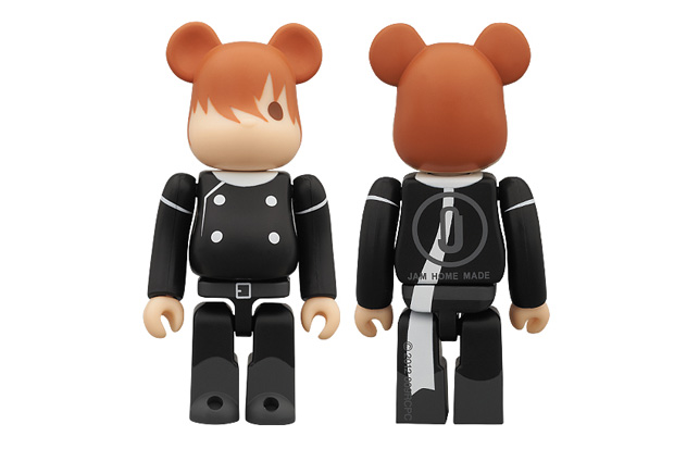 Image of Cyborg 009 x JAM HOME MADE x Medicom Toy Bearbrick