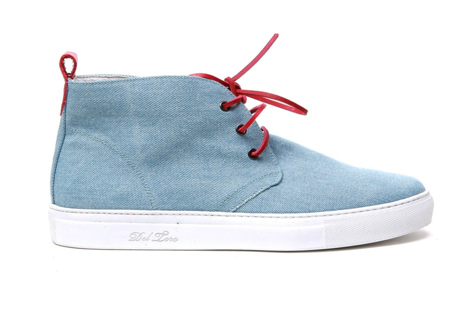Image of Del Toro Denim Alto Chukka