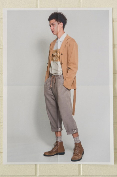 Image of DISCOVERED 2013 Spring/Summer Collection