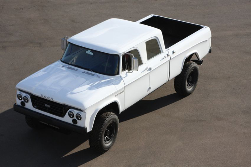 Image of Dodge D200 Truck by ICON