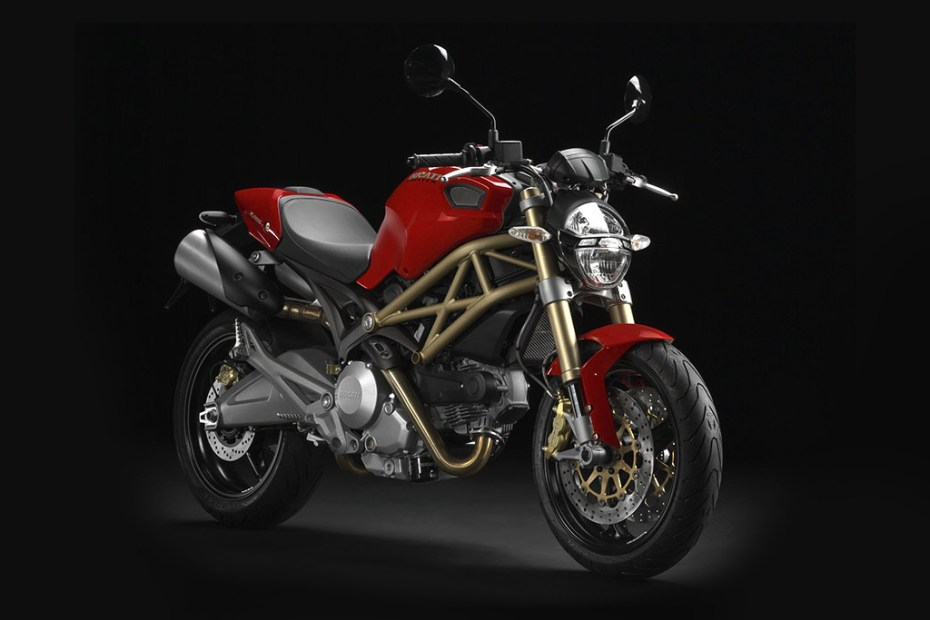 Image of Ducati 20th Anniversary Monster Motorcycle