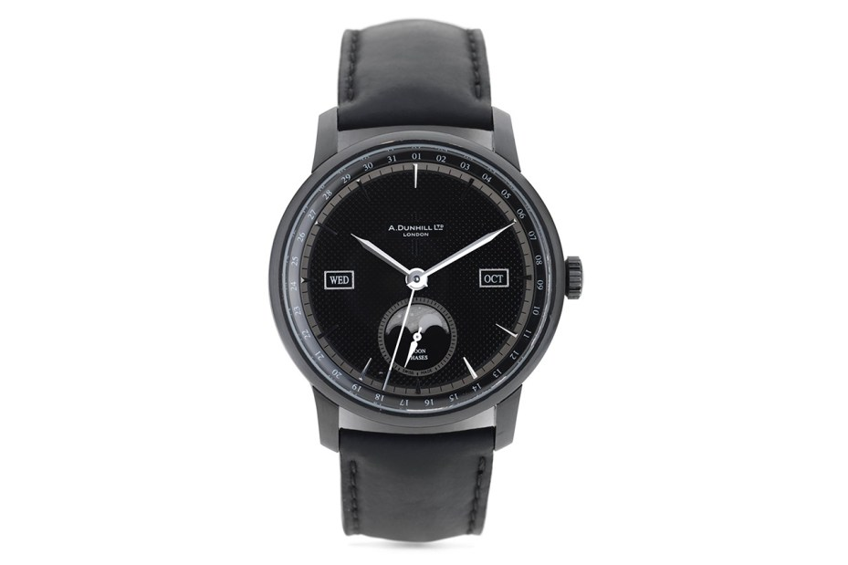 Image of Dunhill Classic PVD Moonphase Watch