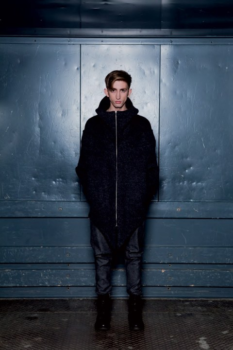Image of DUSTY 2012 Fall/Winter Lookbook