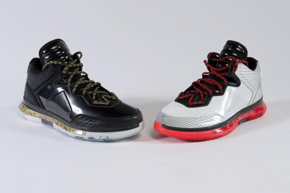 Image of Dwyane Wade Introduces New Shoe Colorways, Discusses Leaving Jordan for Li-Ning