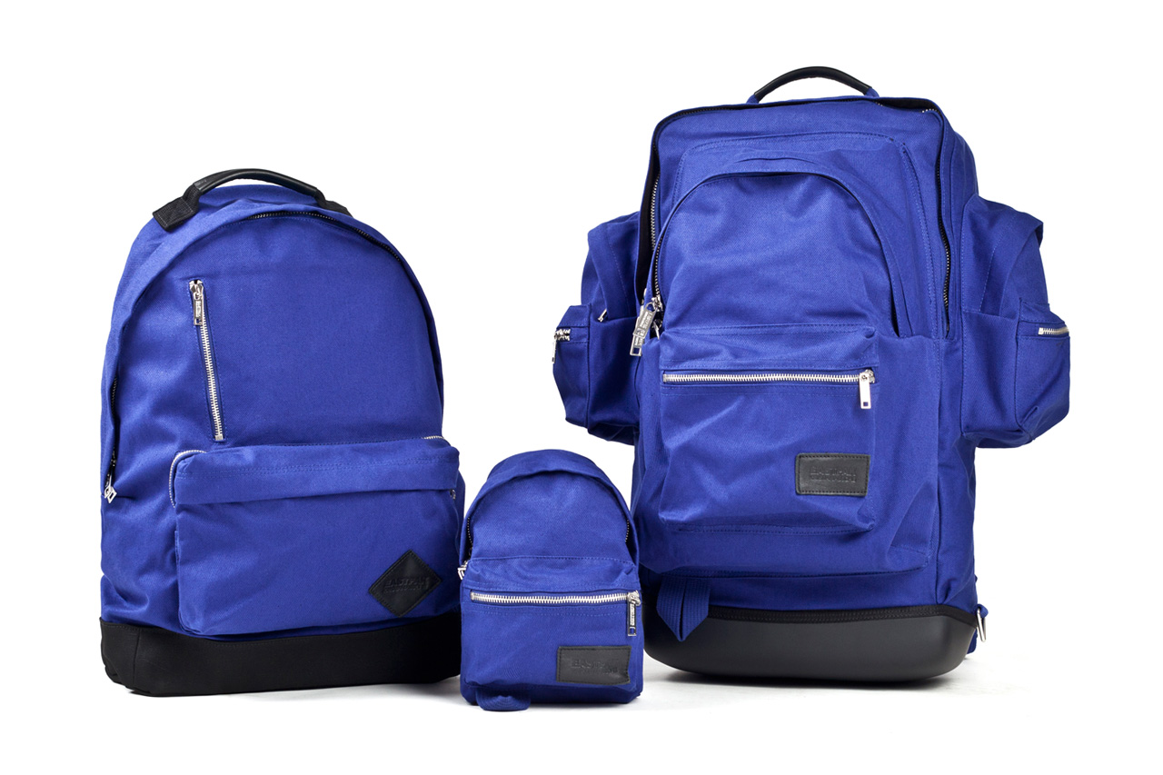 Image of EASTPAK by KRISVANASSCHE 2012 Fall/Winter Collection