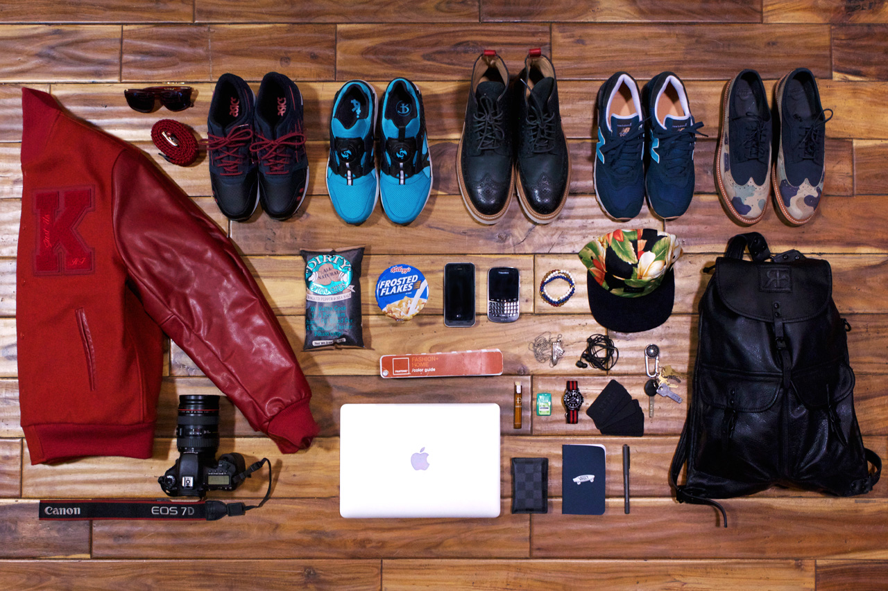 Image of Essentials: Ronnie Fieg