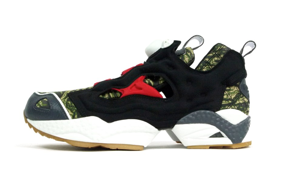 Image of EXPANSION x mita sneakers x Reebok 2012 INSTA PUMP FURY