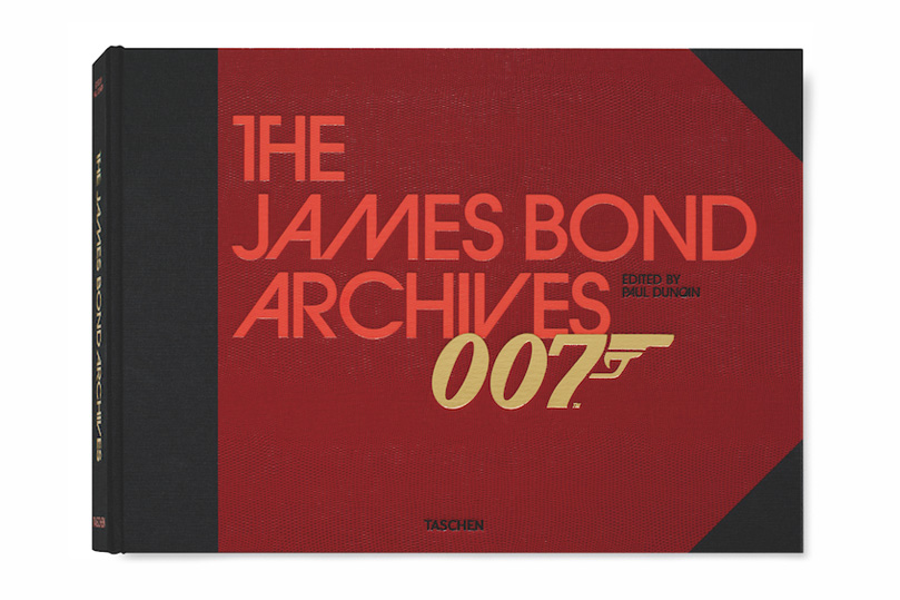 Image of Fifty Years of 007 in TASCHEN's The James Bond Archives