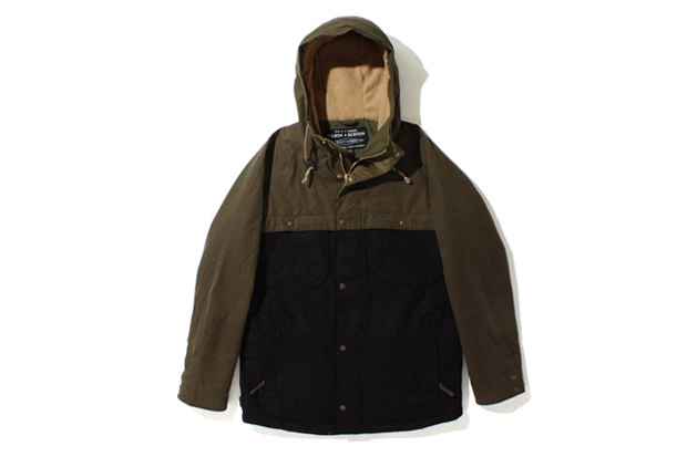 Image of Filson Goes to Work On Collaborations with Levi's, Burton and Wolverine