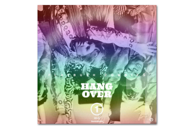 Image of Flatbush Zombies – The Hangover