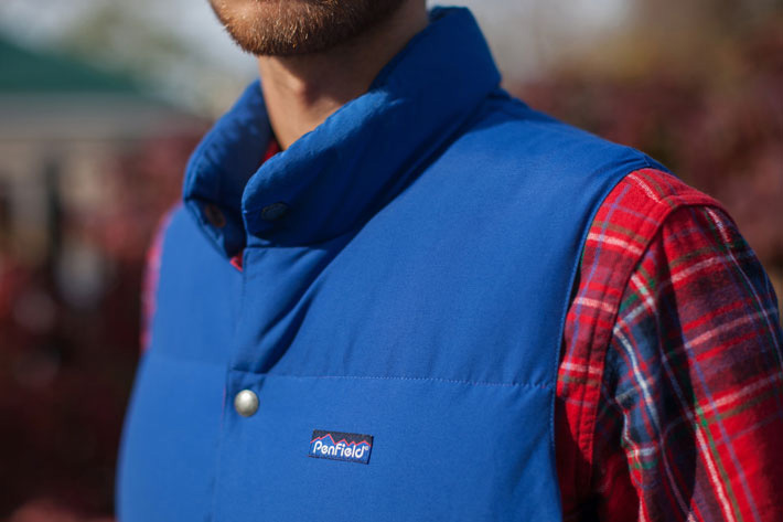 Image of FOTT 2012 Fall/Winter Penfield Lookbook
